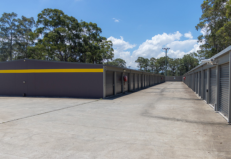 Nowra Self Storage New Website