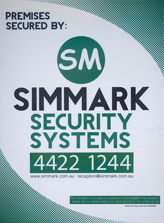 Simmark Security Systems